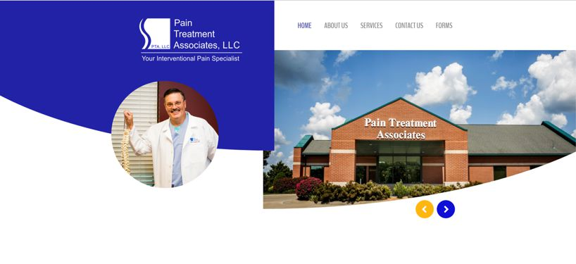 Pain Treatment Associates, West Plains Missouri, Suit7 Development